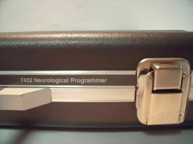 MEDTRONIC 7432 NEUROLOGICAL PROGRAMMER