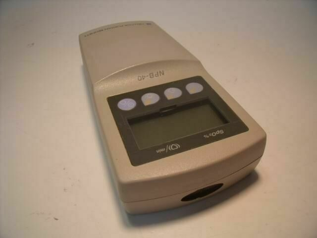 NELLCOR NPB-40     Oximeter - Pulse