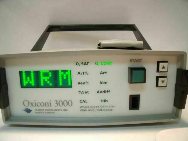 WATERS MEDICAL OXICOM 3000    Oximeter - Pulse