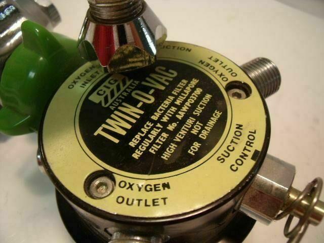 CIG UNNUMBERED     Oxygen Analyzer