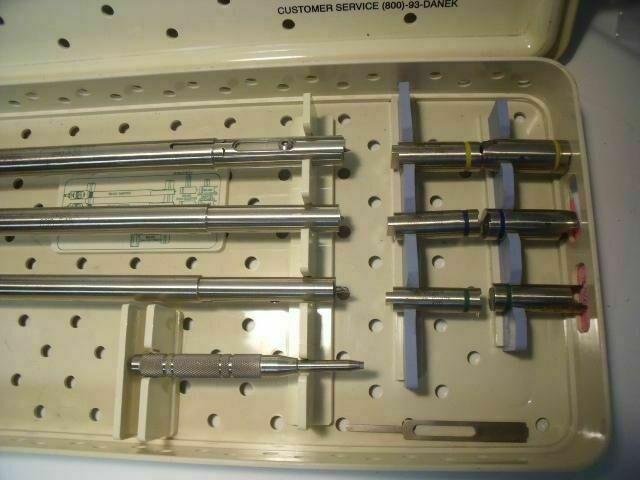 SOFAMOR DANEK 890-499 Surgical Cases