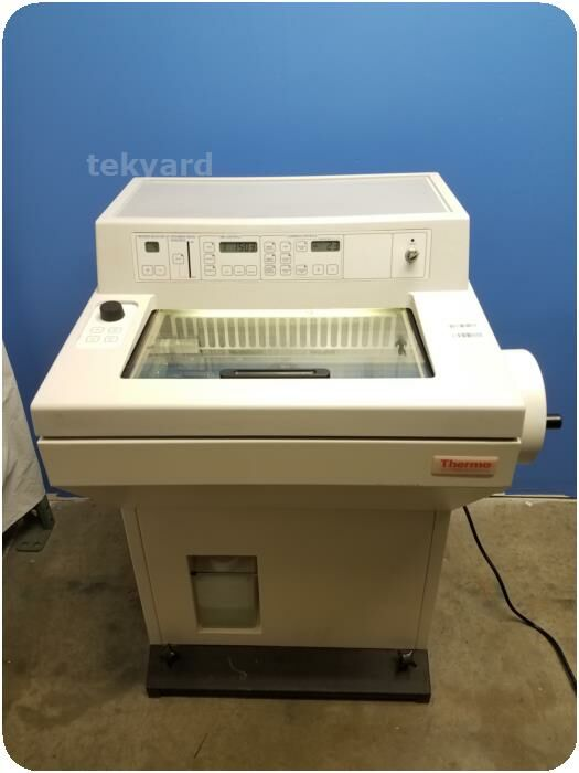 THERMO SCIENTIFIC 77200187 Issue 4 Shandon Cryotome E  Cryostat