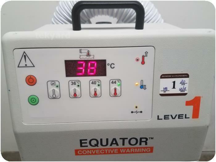 HOTLINE LEVEL 1  EQ 5000 Equator Convective Patient Warmer