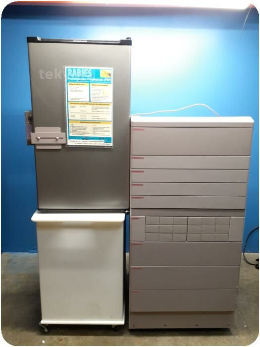 CARDINAL HEALTH Health Pyxis SMART Remote Manager Refrigerator Freezer