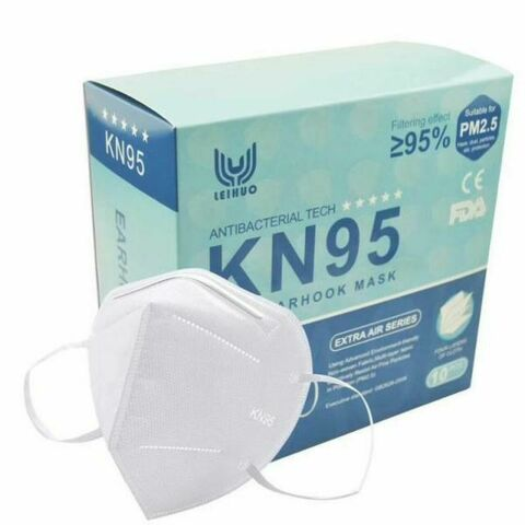 KN95 MEDICAL GRADE CDC FDA approved Dongguan Leihou Surgical Mask