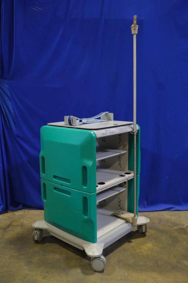 rolling Pharmacy/Med Cart