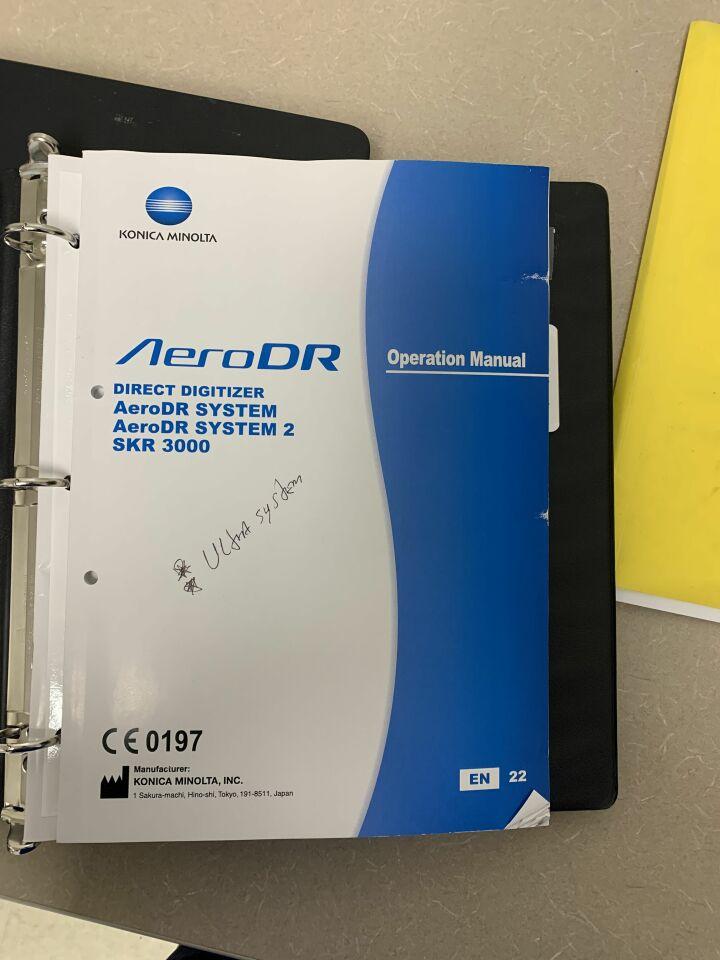 KONICA AeroDR 14x17 DR