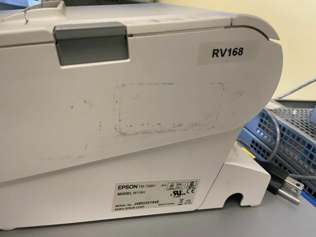EPSON J4BG301949 Printer Printer