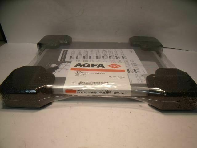 AGFA EOXJJ     Cassettes