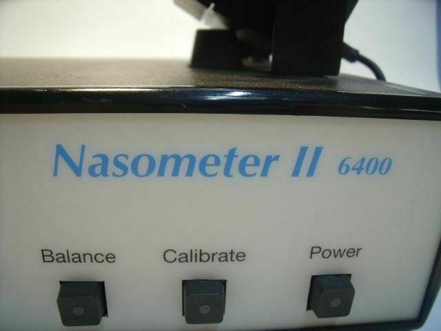 KAYPENTAX 6400  NASOMETER II
