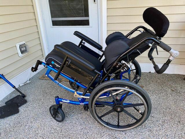 INVACARE Solara3g Wheelchair