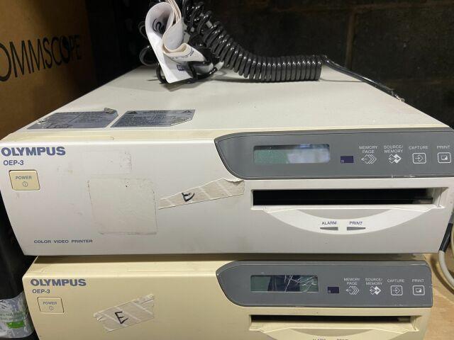 OLYMPUS OEP-3 Printer Printer