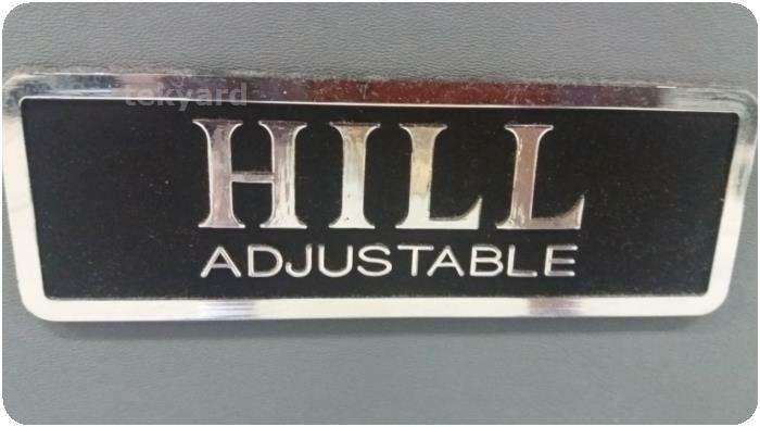 HILL ADJUSTABLE Power  Exam Chair