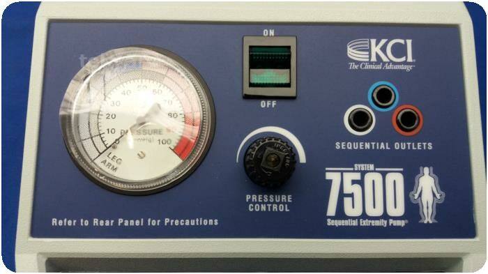 KCI 7500 Sequential Extremity Pump Controller