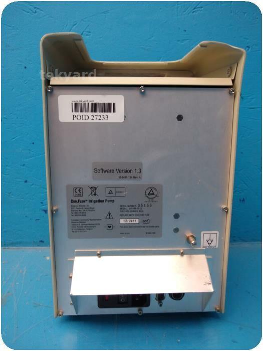 BIOSENSE WEBSTER M-5491-01/02 CoolFlow Irrigation Pump Controller