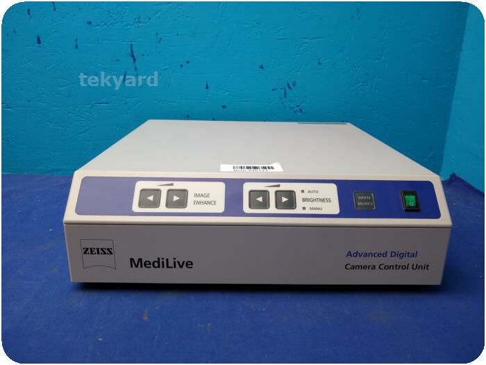 CARL ZEISS MediLive 3CCD Advanced Digital  Camera Control Unit