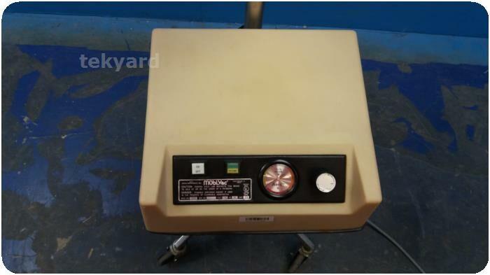 AEROS 5500 Moblvac Vacuum Pump / Aspirator