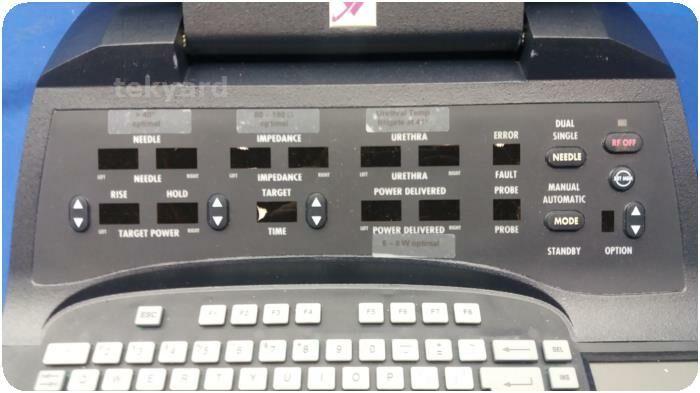 VIDAMED 7600 Transurethral Needle Ablation System/  TUNA Therapy Machine