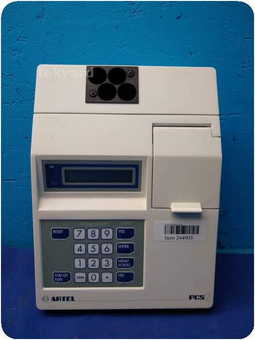 ARTEL 300-05 PCS2 Pipette  Calibration System