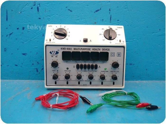 YING DI KWD-808I Electric Acupuncture Stimulator Machine Output Patch Massager Care