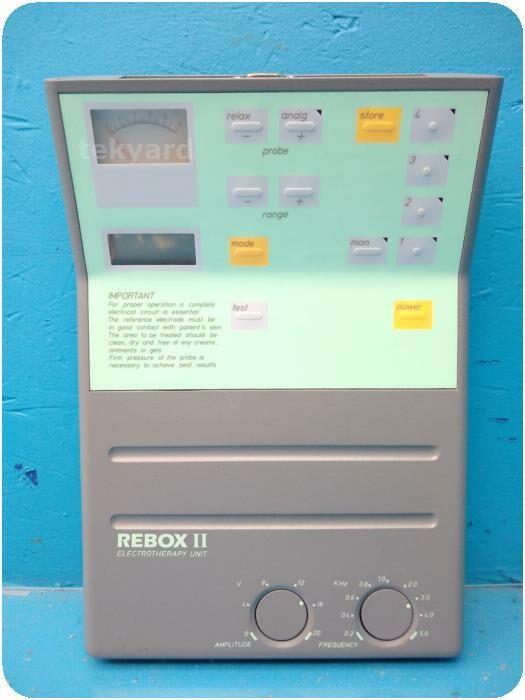REBOX REBOX II Electrotherapy Unit