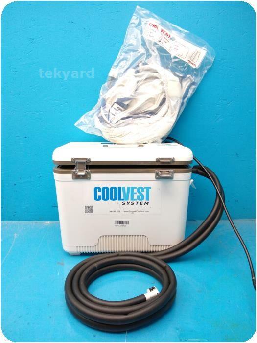 SHAFER ENTERPRISES LLC Cool Vest Surgeon Cooling System