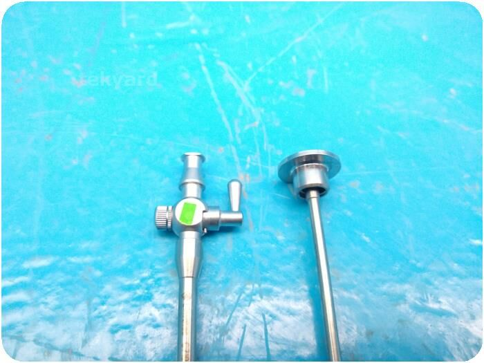 LINVATEC C7196 Cannula 100mm Reusable Inflow/ Outflow