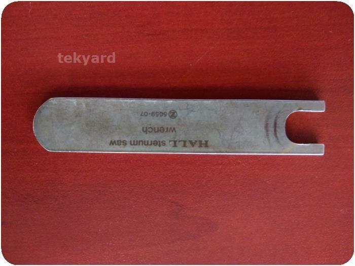 HALL 5059-05 Sternum Saw &  Pneumatic Air Hose