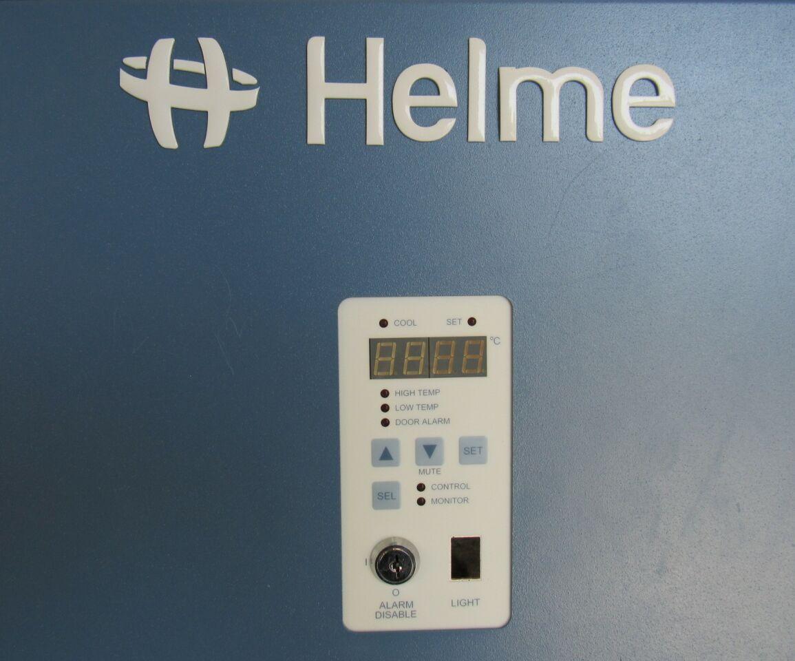 HELMER HLR125  Refrigerator Freezer