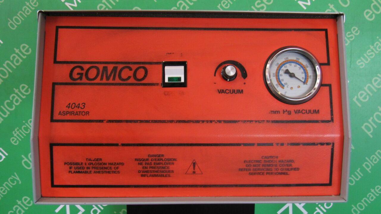 GOMCO 4043  Aspirator