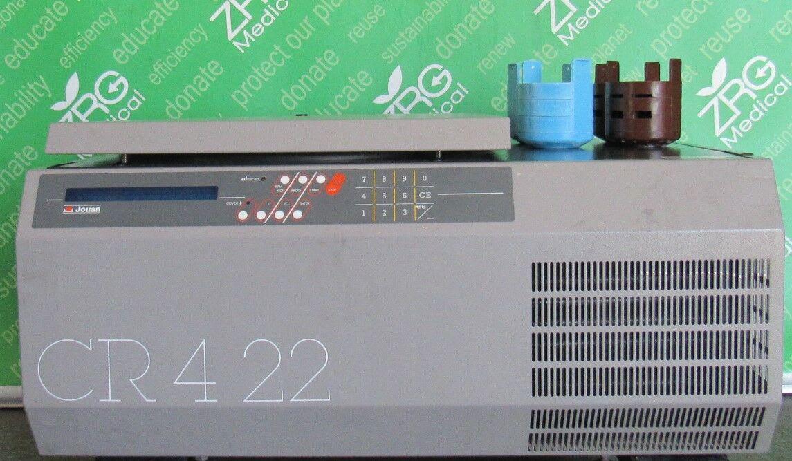 JOUAN CR4-22 CR422Q Centrifuge