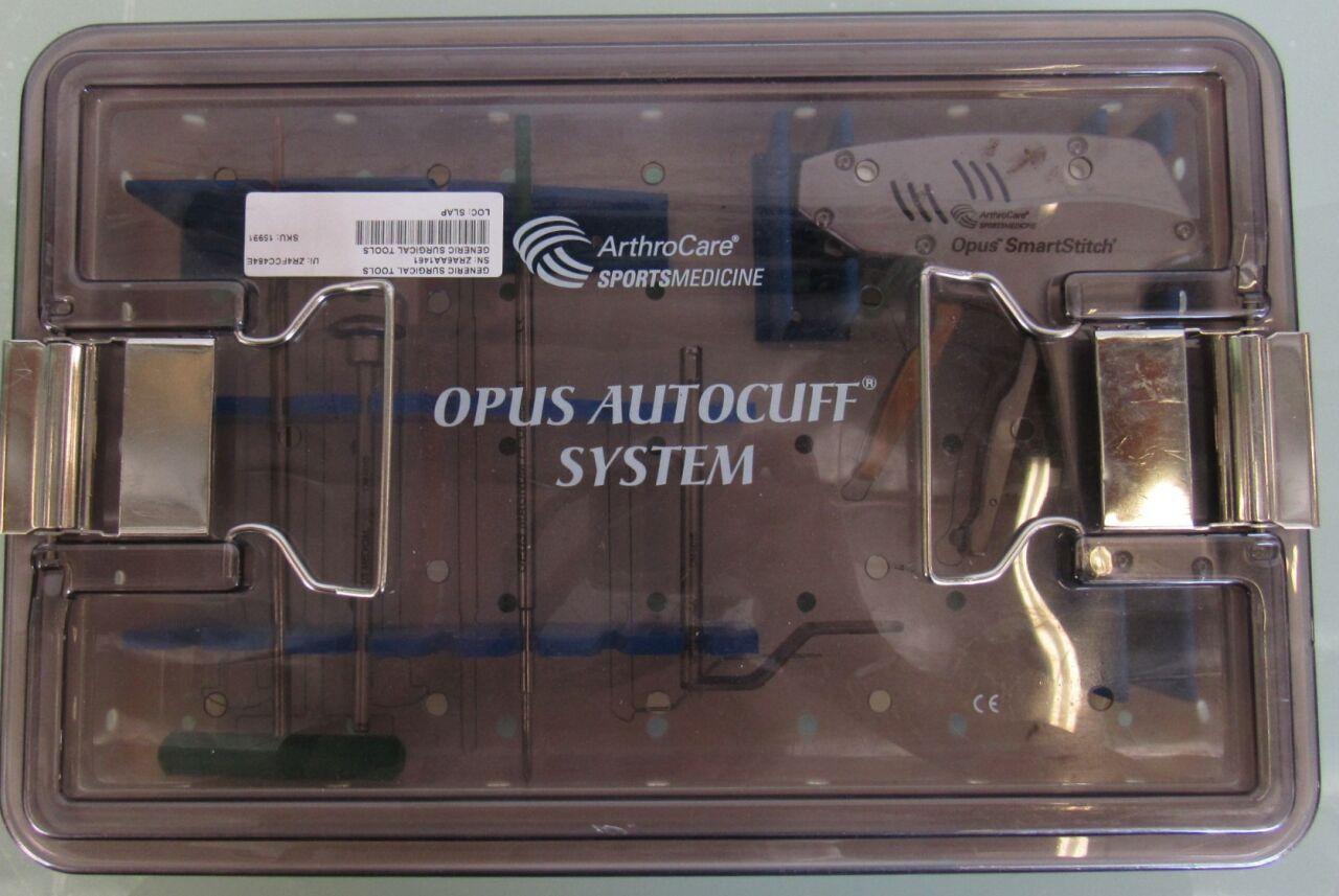 OPUS SmartStitch + Tools  Autocuff System w/ Tools