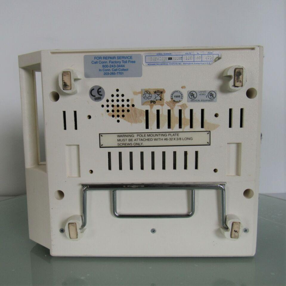 NOVAMETRIX CO2SMO RS232C  - Lot of 3 Oximeter - Pulse