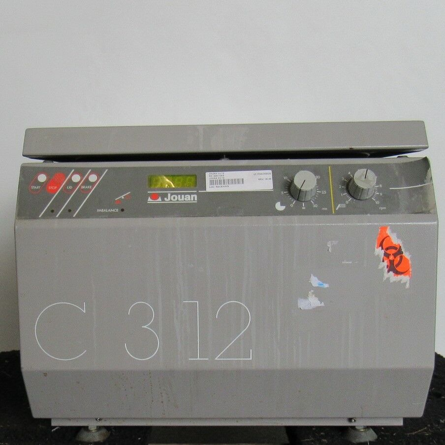 JOUAN C3-12  Centrifuge