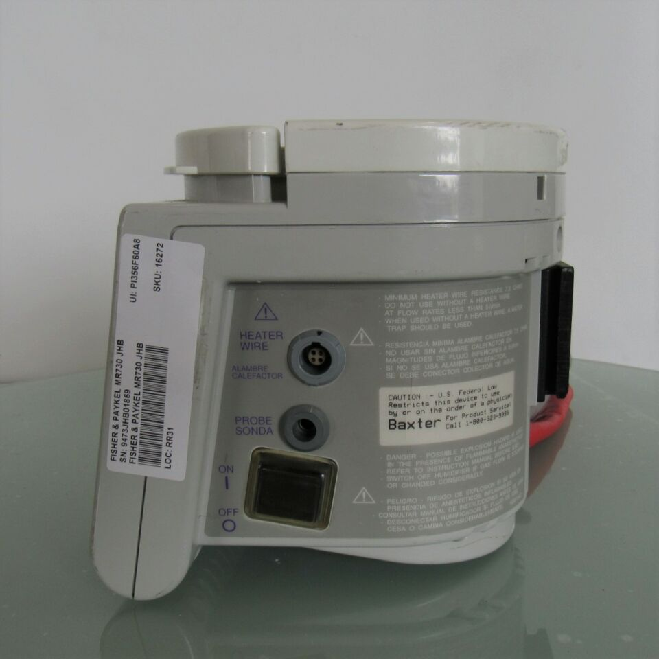 FISHER & PAYKEL MR730 JHB Humidifier