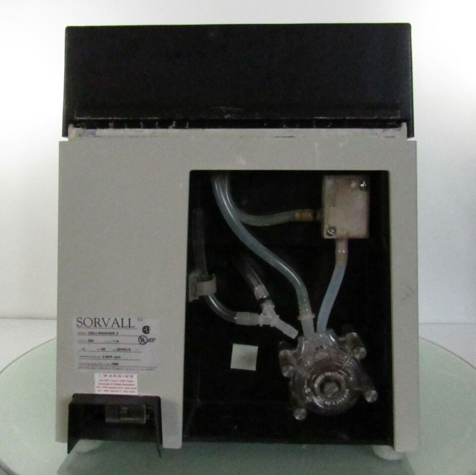 SORVALL CW2+ Cell Wash Centrifuge