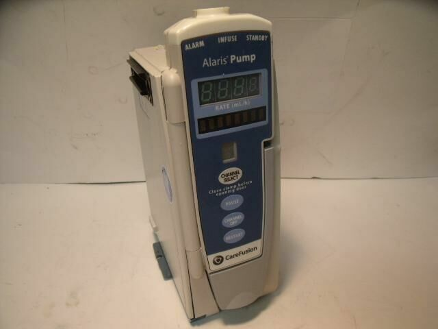 CAREFUSION 8100     Pump IV Infusion