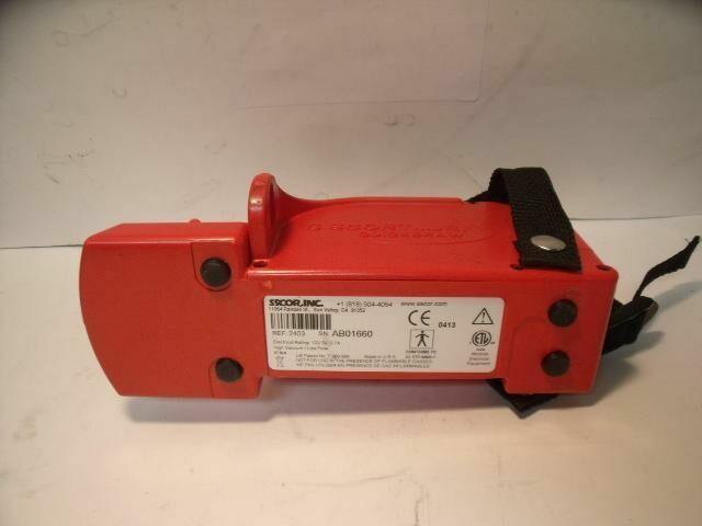 SSCOR 2403     Aspirator