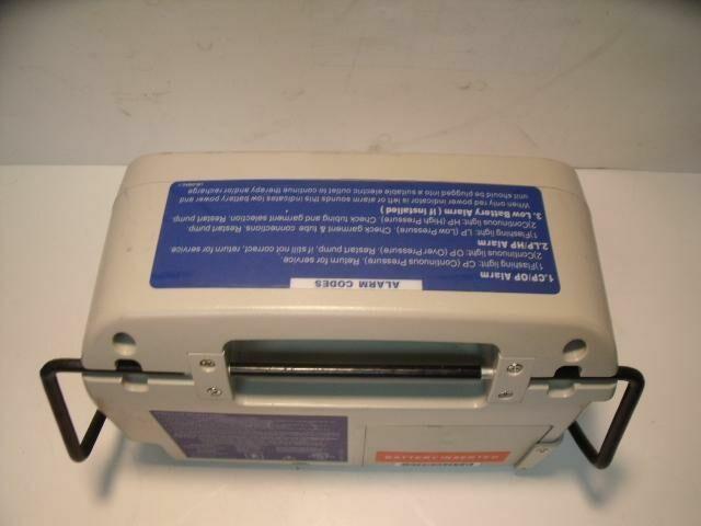 CTC VP500DM     Pump Suction