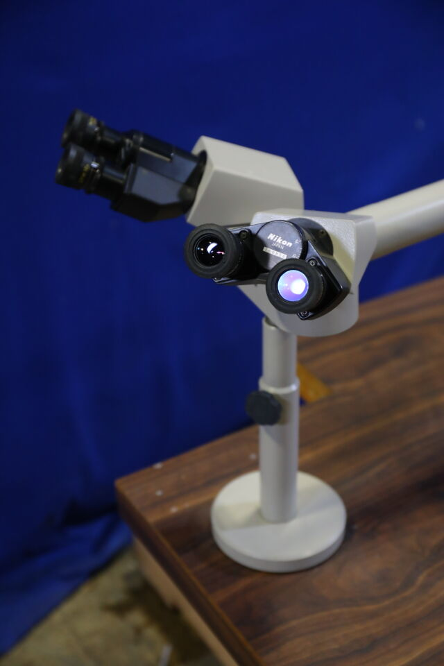 NIKON Labophot Microscope