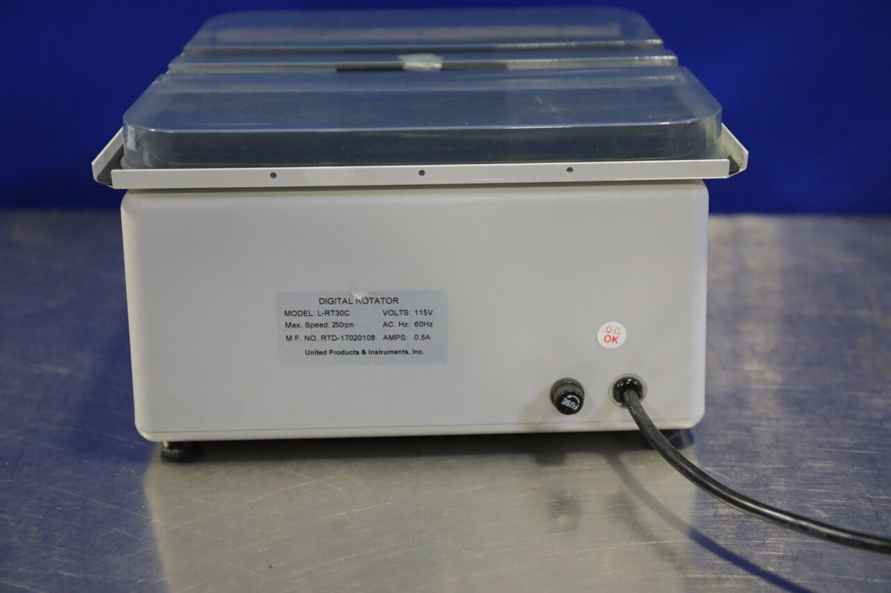 UNITED MEDICAL PRODUCTS L-RT30C Rotator/Mixer/Rocker