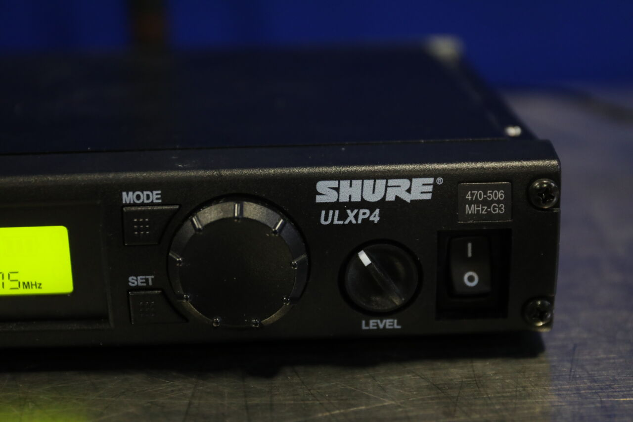SHURE INCORPORATED ULXP4 Receiver