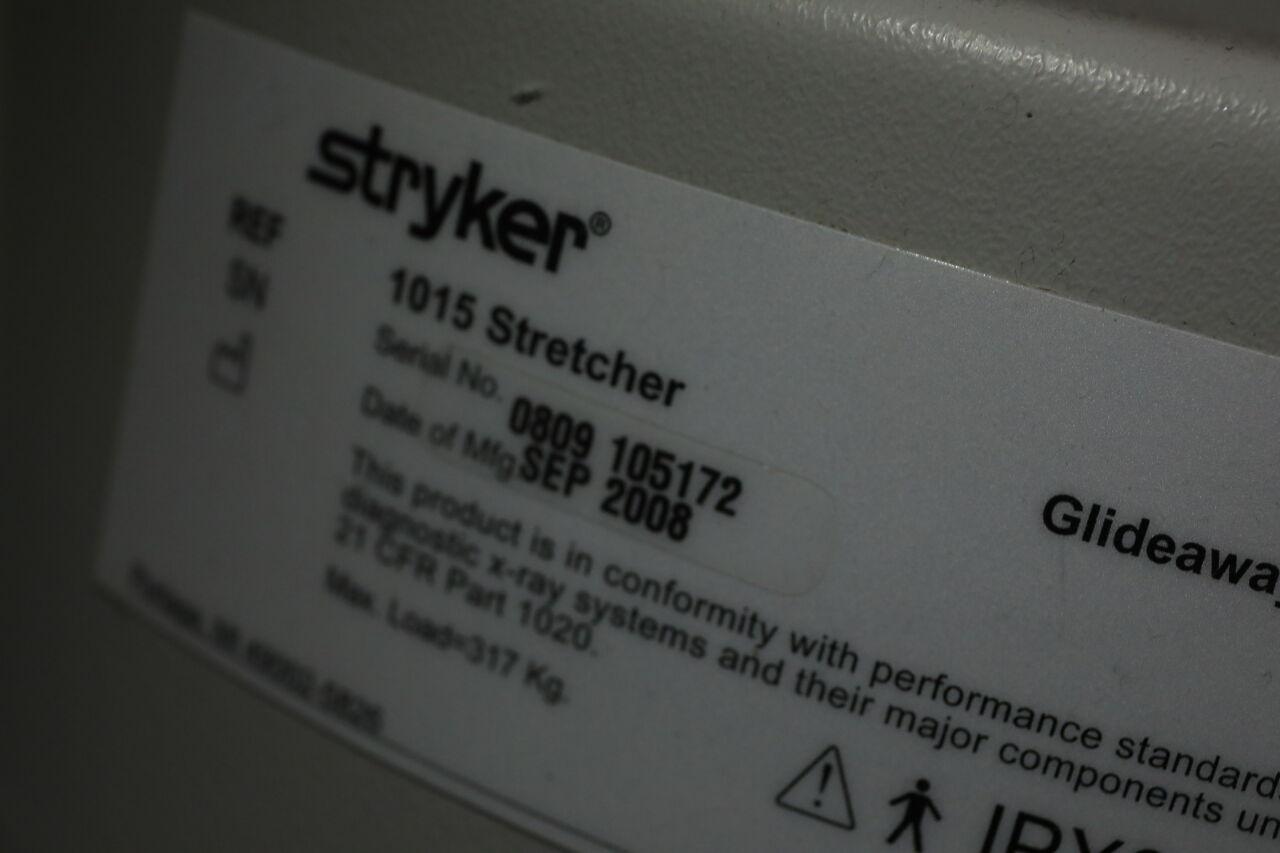 STRYKER 1015 Stretcher