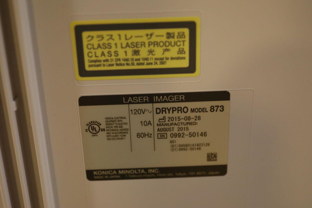KONICA MINOLTA Dry Pro 873 Dry Camera