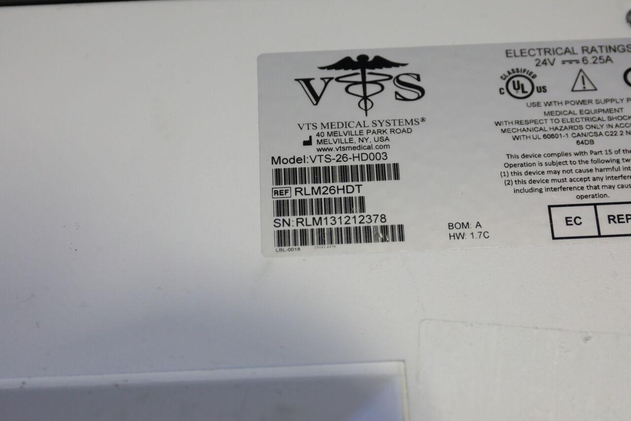 STERIS VTS VividImage VTS-26-HD003 Display Monitor