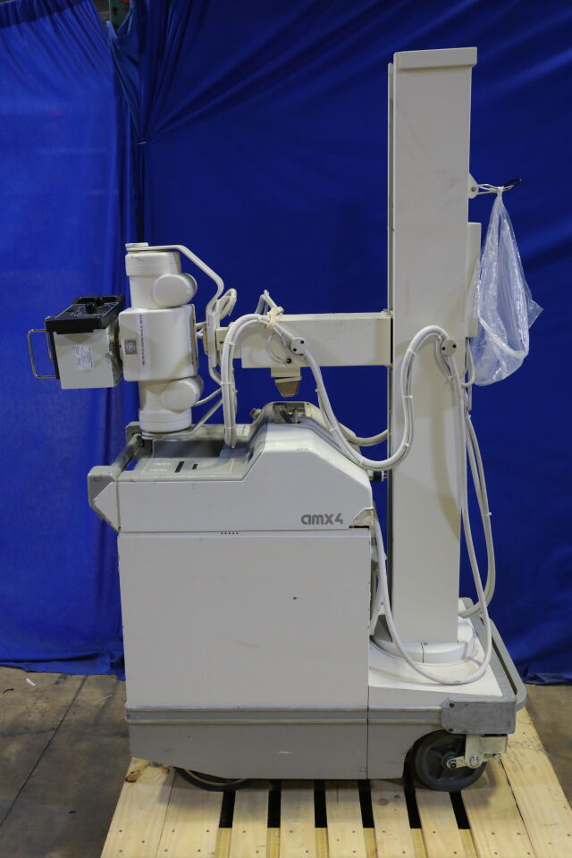 GE AMX-4 Portable X-Ray