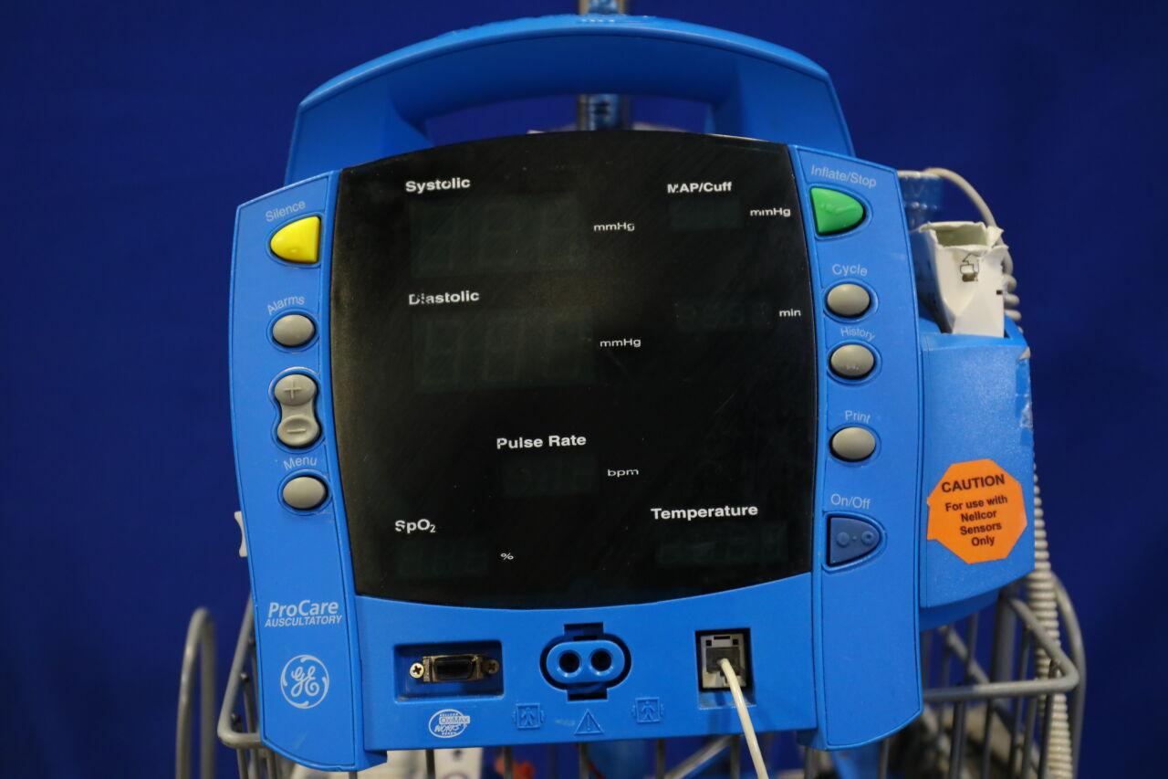 GE Dinamap Monitor