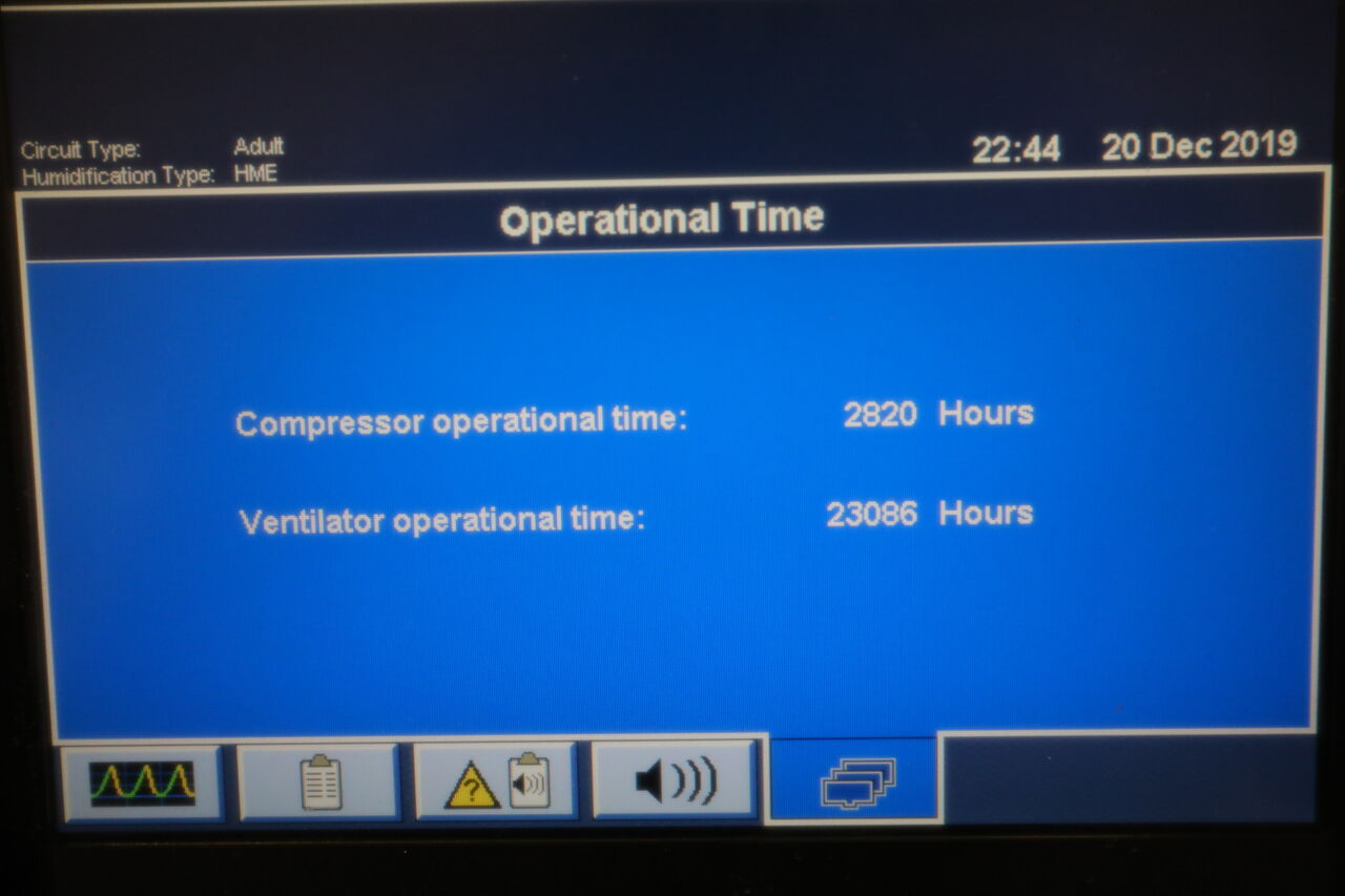 NELLCOR PURITAN BENNETT 840 Ventilator