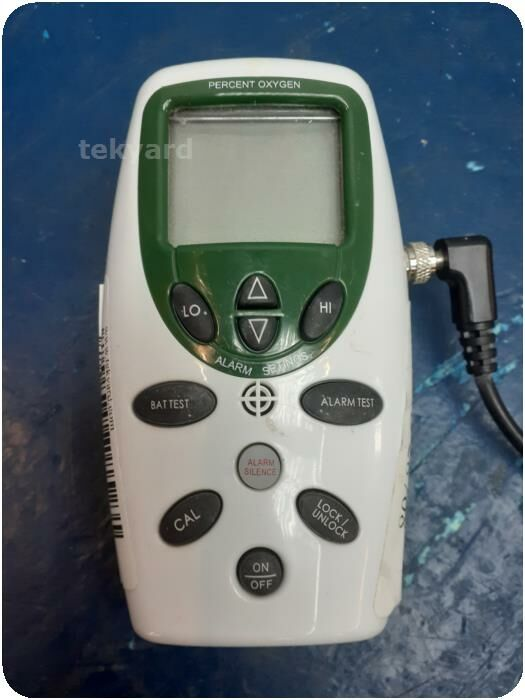 TELEDYNE ANALYTICAL INSTRUMENTS MX-300 Oxygen Analyzer