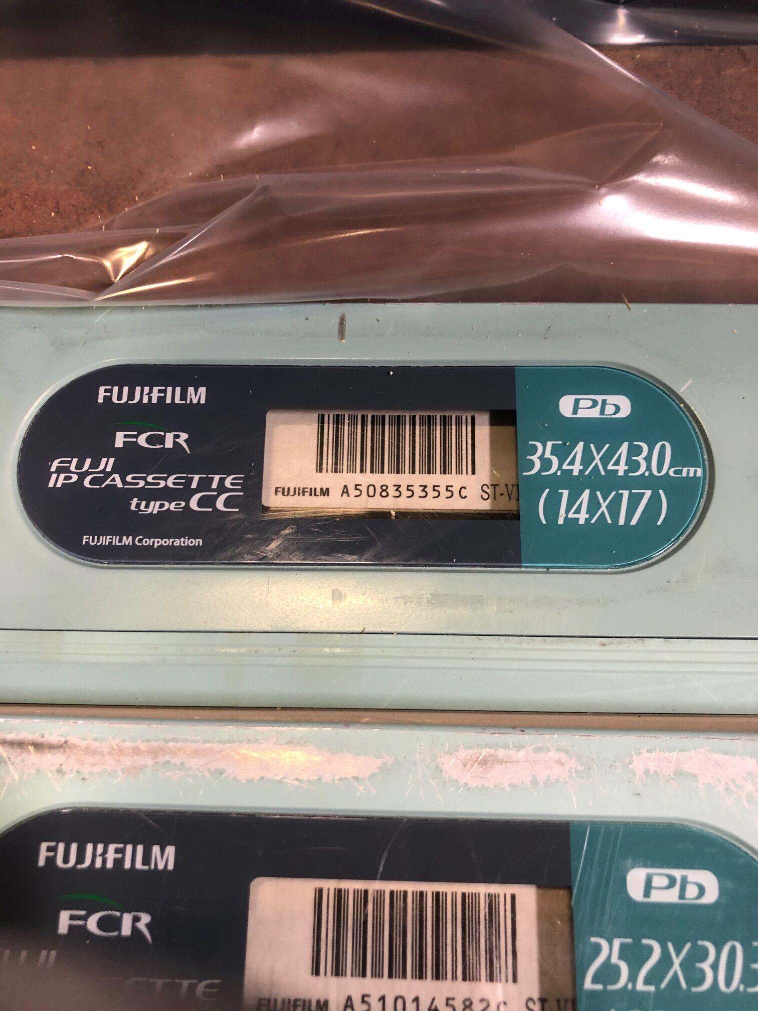FUJIFILM XG 5000 CR